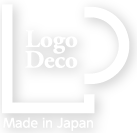 LogoDeco Mede in Japan